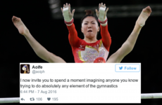 19 tweets everyone who is obsessed with Olympic gymnastics will just get