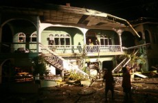 Three killed in bomb attack on Philippines hotel
