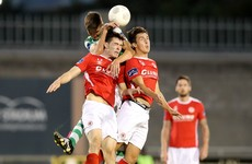 St Pat's triumph in Tallaght to book place in the EA Sports Cup final
