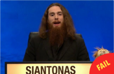 A team on University Challenge made an absolute hames of the popular music round last night