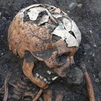Four medieval skeletons have been found in Kilkenny