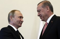 'Putin's phonecall meant a lot to me' - Turkey and Russia's strongmen leaders kiss and make up