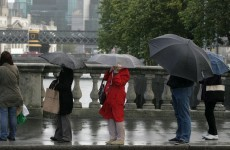 Weather warning issued - more heavy rain expected