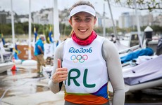 Four races down, 6 to go! Annalise Murphy positions herself as a genuine medal contender