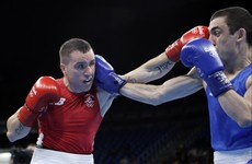 Disappointment for Ireland's David Oliver Joyce as he bows out of the Olympics
