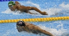 From great to Greatest: Phelps and Ledecky's golden night