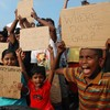 Revealed: Child abuse, assault and sexual bribery on Australia's refugee island