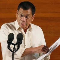 """Philippines president causes uproar after referring to US envoy as """"gay ambassador"""""""