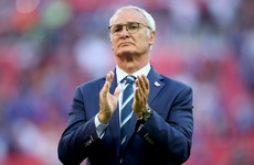 Leicester reward Ranieri with a new contract until 2020