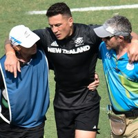 Sonny Bill Williams to miss All Blacks' Tests against Ireland