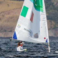 Annalise Murphy takes overall lead with another excellent day's racing in Rio
