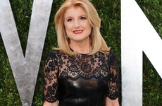 Arianna Huffington is leaving the Huffington Post