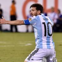 Messi will not reverse Argentina retirement - Maradona