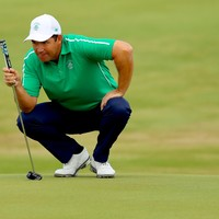 70 for Padraig Harrington as early Olympic pace-setters threaten to pull away
