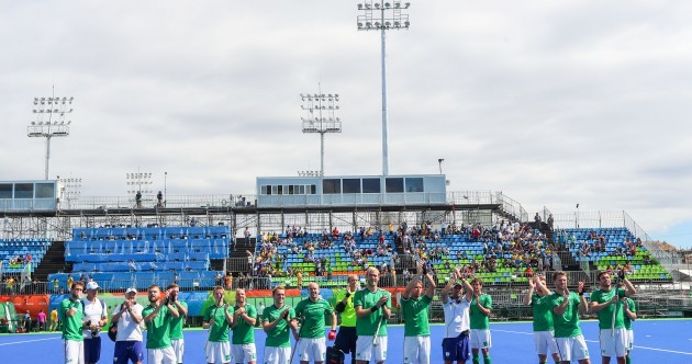 History makers! Ireland keep Olympic dream alive with famous win over Canada