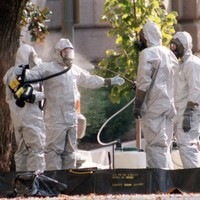 US to pay anthrax attack victim's family $2.5m