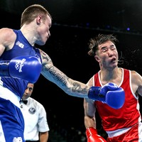 Joy for Irish boxer Donnelly as he qualifies for Olympic quarter-finals