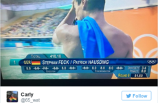 Everyone made the same Father Ted joke after seeing this Olympian's surname
