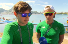 The two Cork rowers gave another brilliant interview as they row into the finals