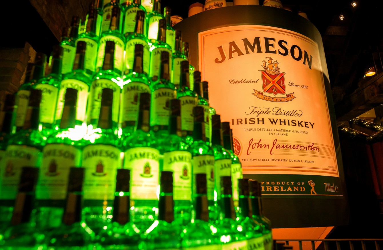 062ac692c4c93d The Old Jameson Distillery is getting a €11 million revamp as it fends off  newer rivals.