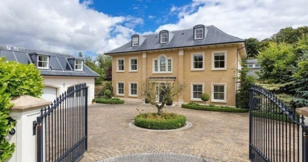 This magnificent mansion in Malahide is just on the market