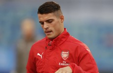 'Don't compare Arsenal's new €40m midfielder Xhaka to Vieira yet'