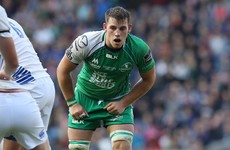 Heenan doubtful for start of Connacht's season after gruesome hand injury