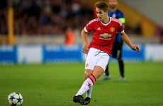 Third Man United player joins Sunderland as Januzaj loan switch confirmed