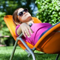 Sunny weekend ahead with highs of 25 degrees early next week
