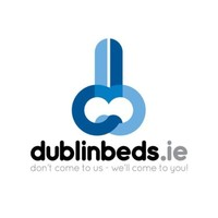 The logo for this Dublin mattress shop is...interesting