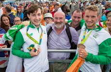 Brothers in arms: From 'batin' the head off each other' to Olympic silver medals