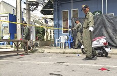 Thai police hunt 'mastermind' network after bombings hit seaside resorts