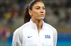 Hope Solo rips Swedish women's soccer team for playing like 'cowards' and says the best team didn't win