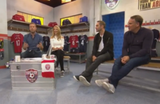 Jason McAteer picked his Ireland XI and reveals Franco Baresi's respect for Paul McGrath