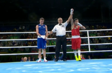 Belfast's Brendan Irvine becomes fifth Irish boxer to exit Rio 2016