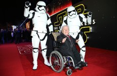 Kenny Baker, actor who played R2-D2 in Star Wars, dies aged 83