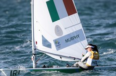 Ireland's Annalise Murphy well-placed to claim Olympic medal after super Saturday