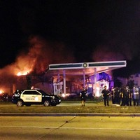 Rioting in Milwaukee after man fatally shot by police