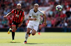 As it happened: Bournemouth v Manchester United, Premier League