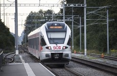 'No indication' of terrorism in Swiss train attack
