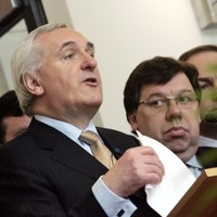 Higher pension levy hits Ahern and Cowen - by €80 a week