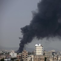 At least 10 children have been killed in an airstrike on school in Yemen