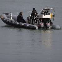 Naval divers join river search for missing person