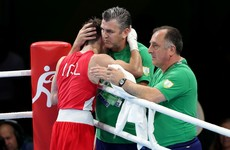Michael Conlan is sick and tired of people talking about Billy Walsh