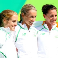 'We rocked it today'': Ireland's marathoners proud of their Olympic moments