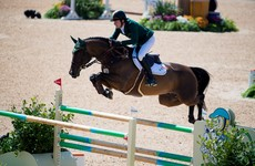 Ireland's Greg Broderick progresses to the next round of Olympic individual jumping competition