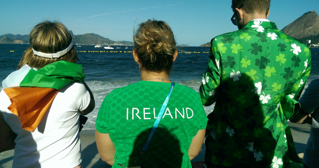 Annalise Murphy told nobody but she came to Rio for this Olympic medal