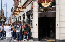Ireland is the 20th most touristy country in the world