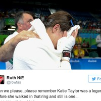 11 tweets that simply say 'Katie will always be a legend'