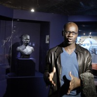 What Lilian did next: French star Thuram tries his hand as a curator